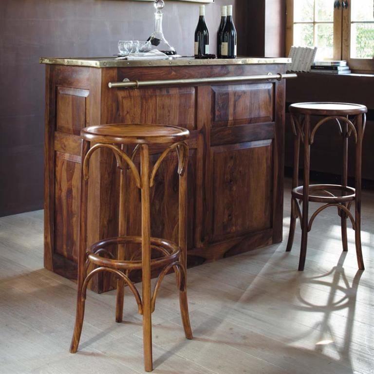 table de bar maison du monde tabouret de bar style factory par maisons du monde with table de. Black Bedroom Furniture Sets. Home Design Ideas