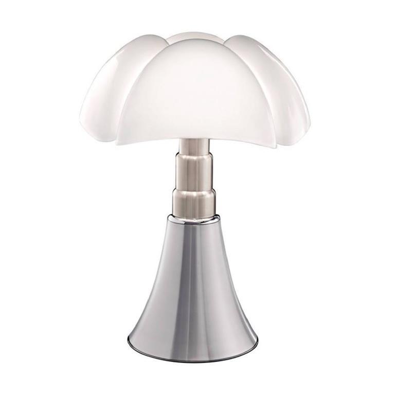 Lampe ampoules LED pied télescopique H66-86cm