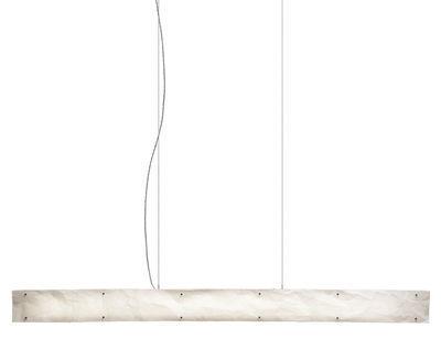 Suspension One by One - Belux blanc en matière plastique