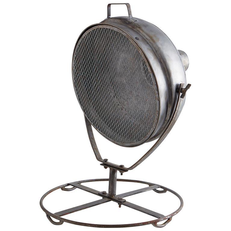 Lampe orientable en métal H 60 cm PHARE