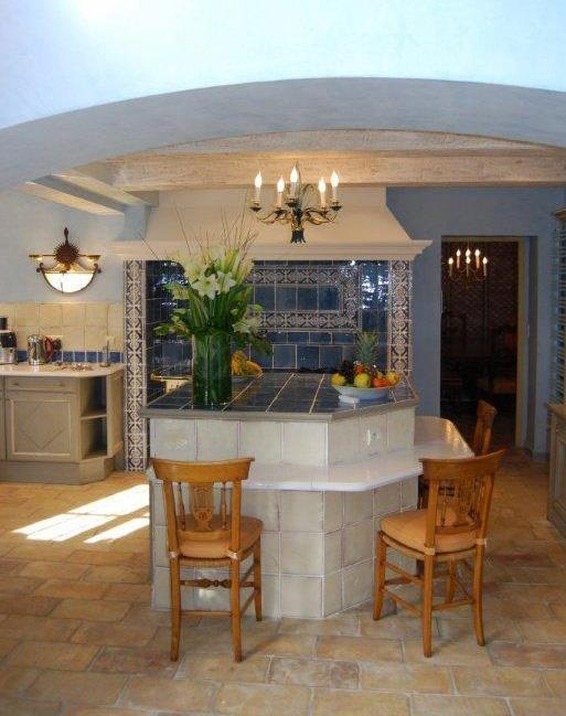 Cuisine Style Provencale Moderne. Free Free Full Size Of Design ...