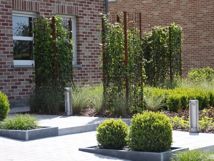 Allee De Jardin Moderne D Coration De Maison Contemporaine