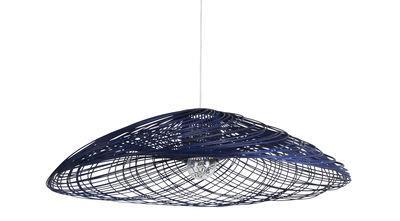 Suspension Satélise S / Rotin - Ø 45 cm - Forestier