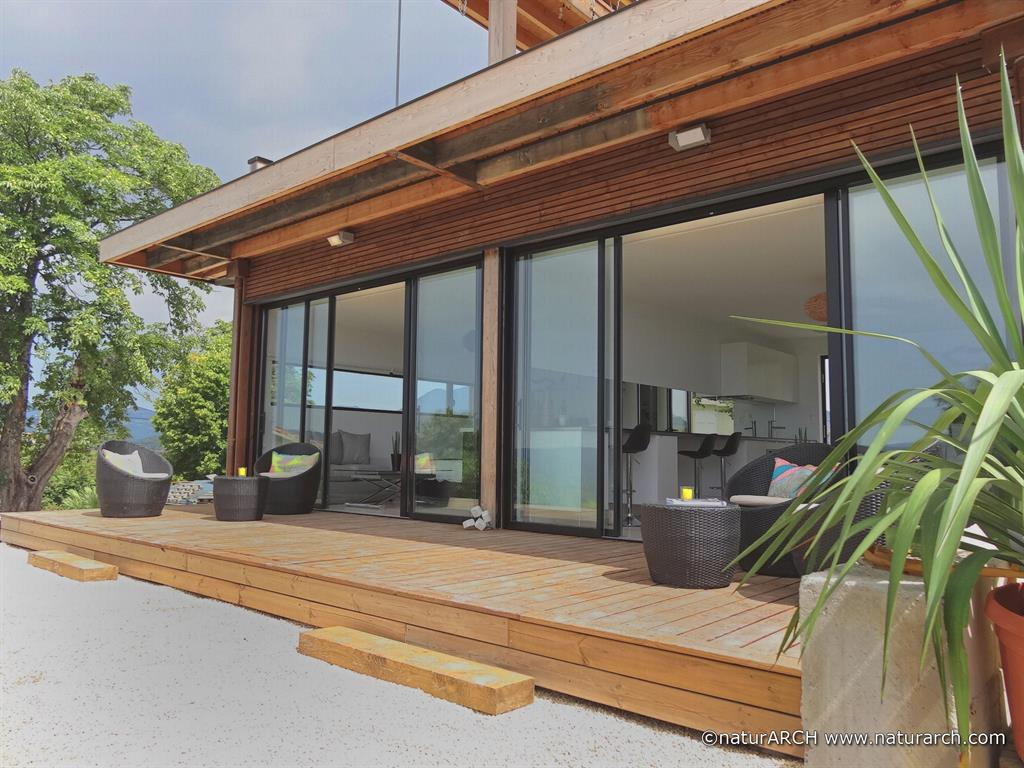 Populaire Maison passive Ecologique à Energie positive et Eco construction  HR21