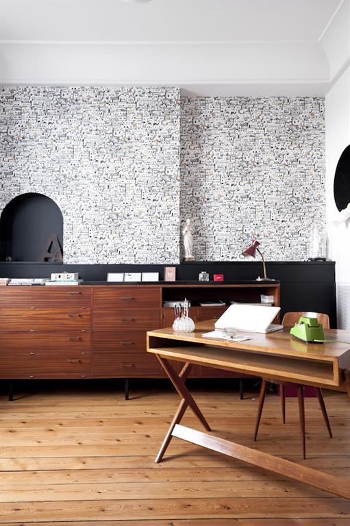 Image Mobilier moderne en bois Fusiond