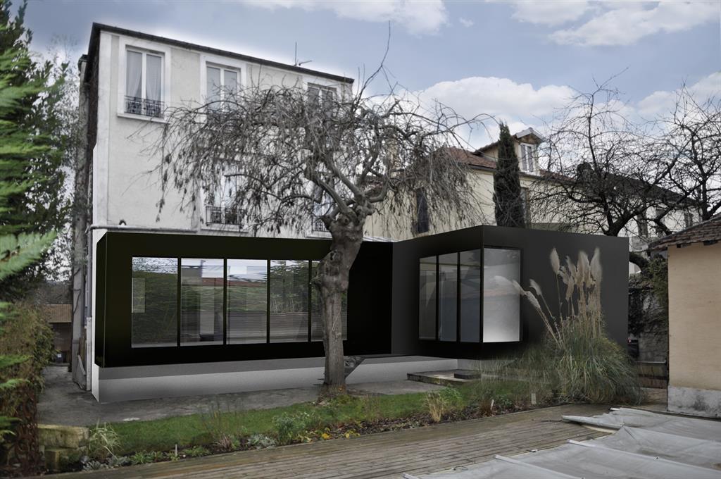 Extension maison individuelle - domozoom.com