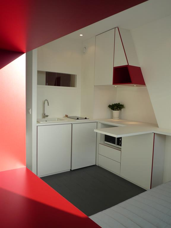 Kitchenette sur mesure