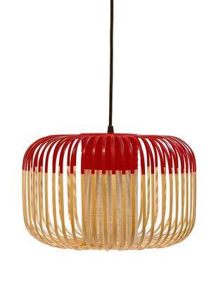Suspension Bamboo Light S Outdoor / H 23 x Ø 35 cm