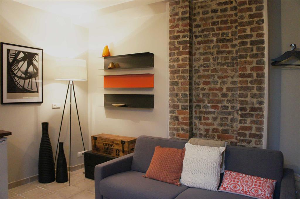appartement ambiance loft. Black Bedroom Furniture Sets. Home Design Ideas