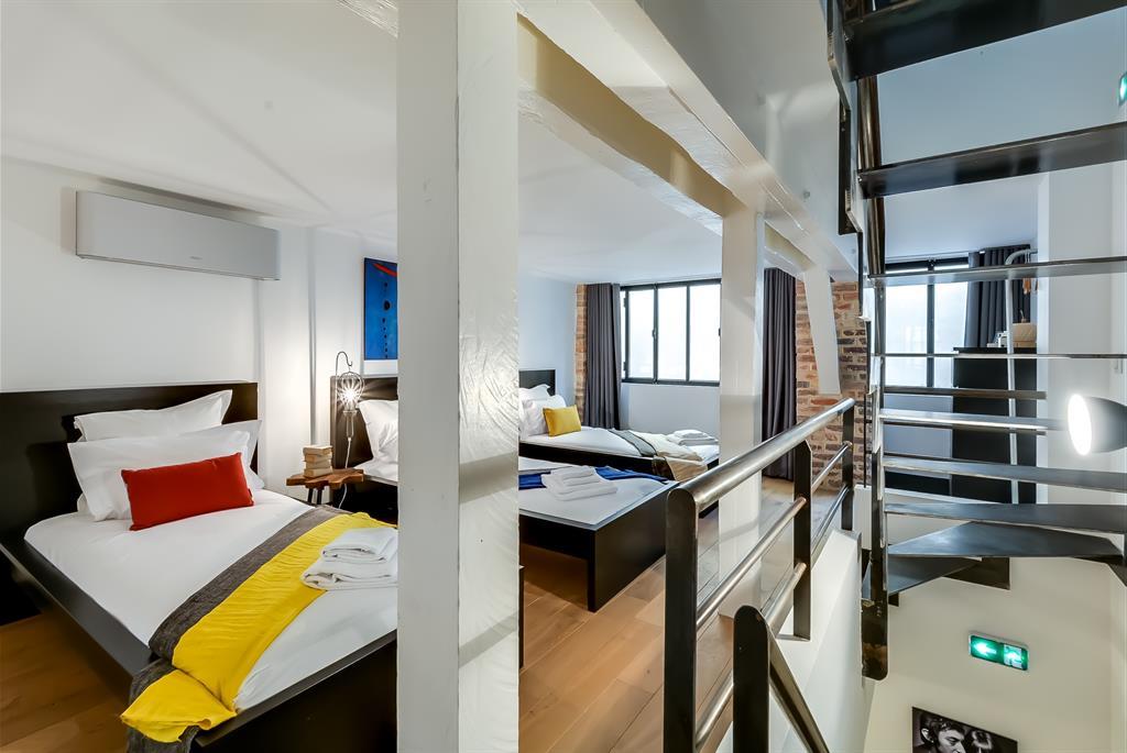 Image Chambre style dortoir meero