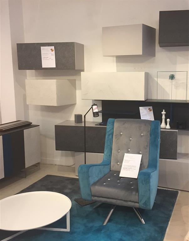 Composition meuble muraux Presotto
