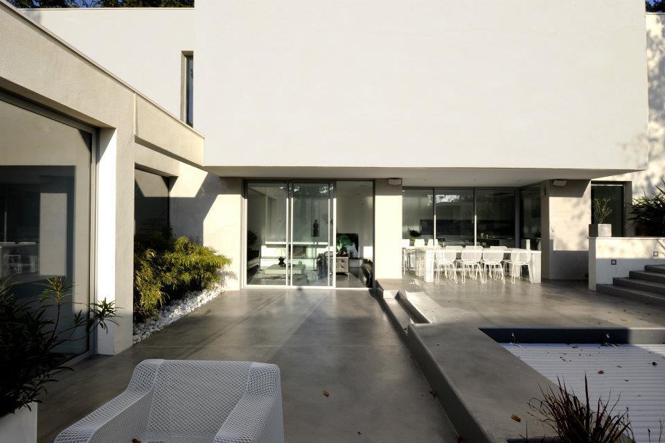 Best Entree Exterieure Maison Contemporaine Contemporary ...