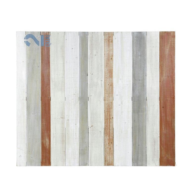 Tête de lit en bois L 140 cm Noirmoutier