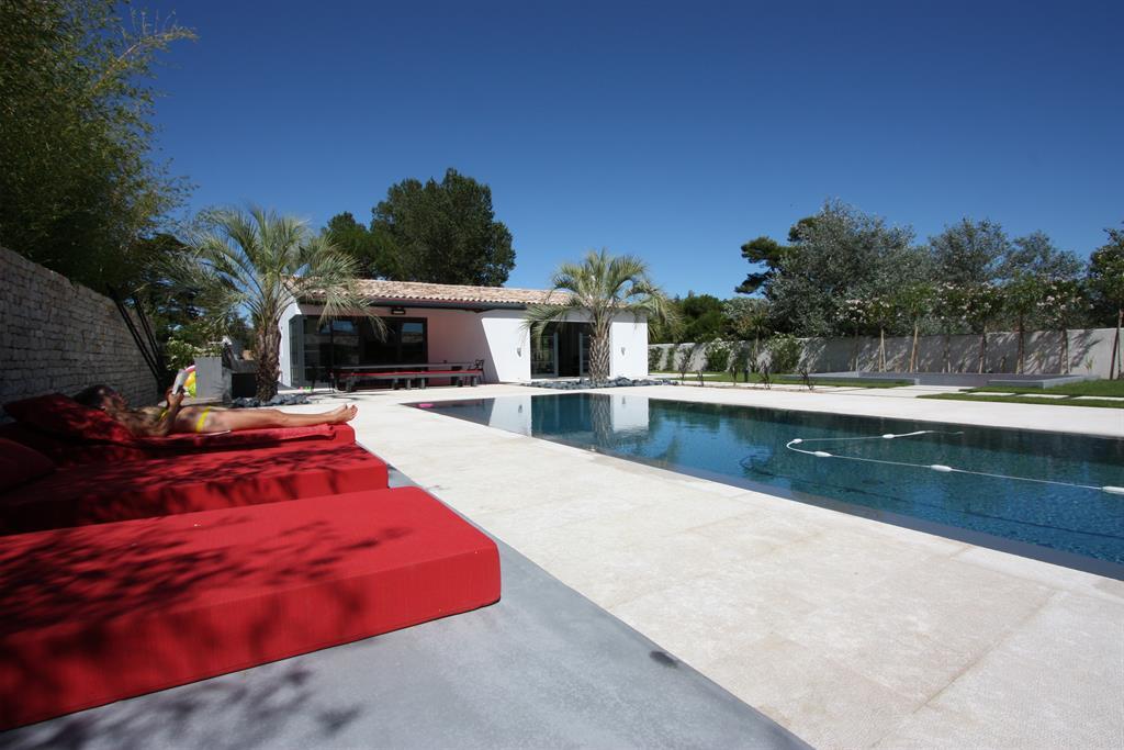 Image Grand espace piscine Delphinteriors&co