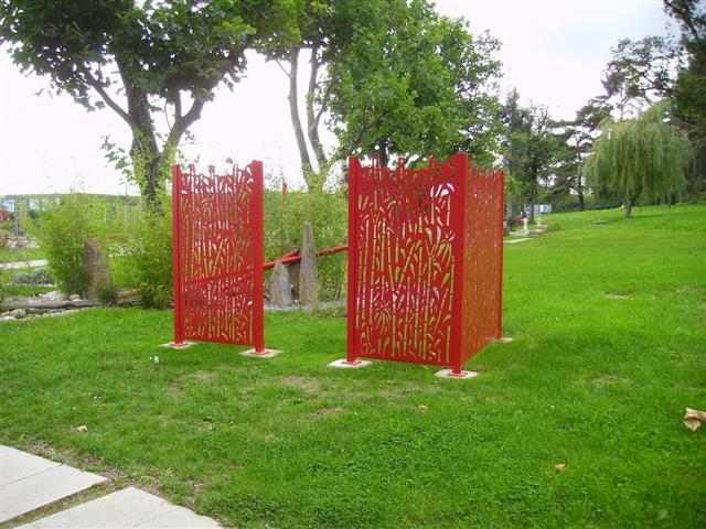 Paravent jardin style deco accueil design et mobilier - Paravent de jardin castorama ...