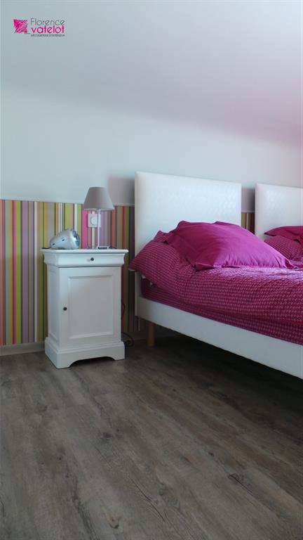 Le papier peint vient donner de la vie et de la gait - Papier peint chambre moderne ...