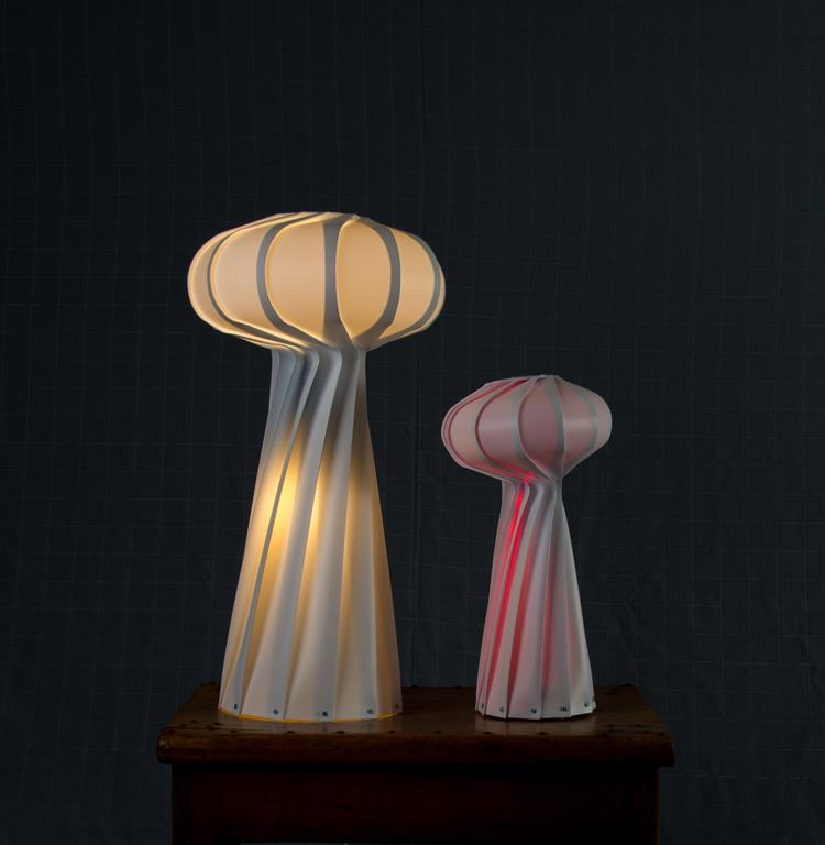 Lampes ASTRO MWL et ASTRO SCL By ARTURASS