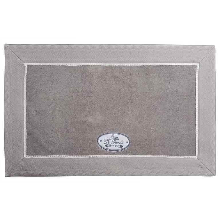 tapis de bain jeanne 50x80 maisons du monde ref 132711. Black Bedroom Furniture Sets. Home Design Ideas