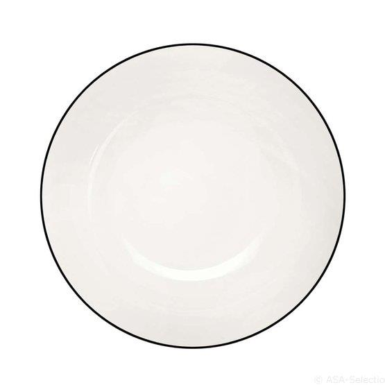 Assiette à pâtes 22 cm Ligne - ASA