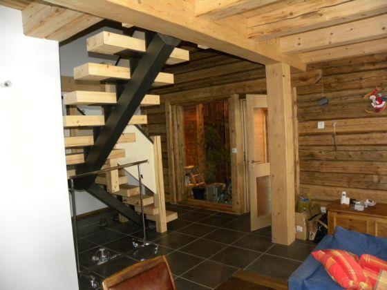 Rénovation chalet d alpage - domozoom.com