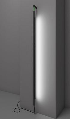 Applique avec prise Colibri LED / H 139 cm - Martinelli Luce noir