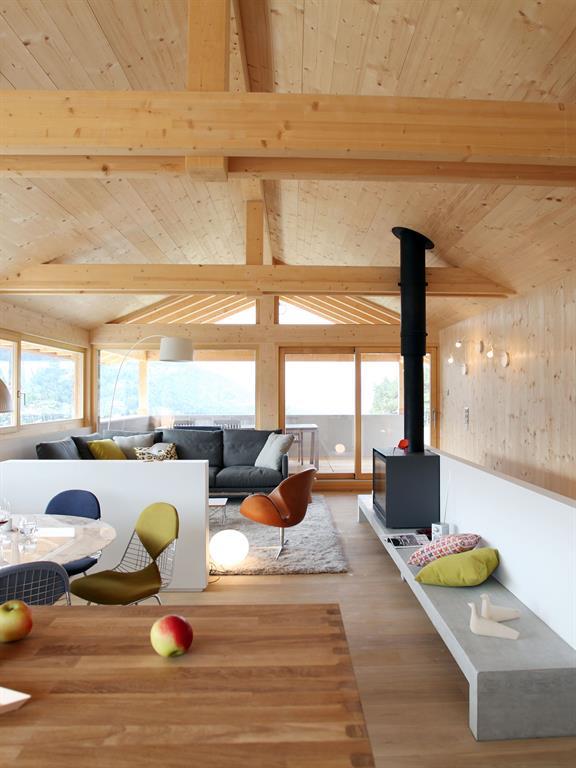 Chalet Suisse - Vercorin - domozoom.com