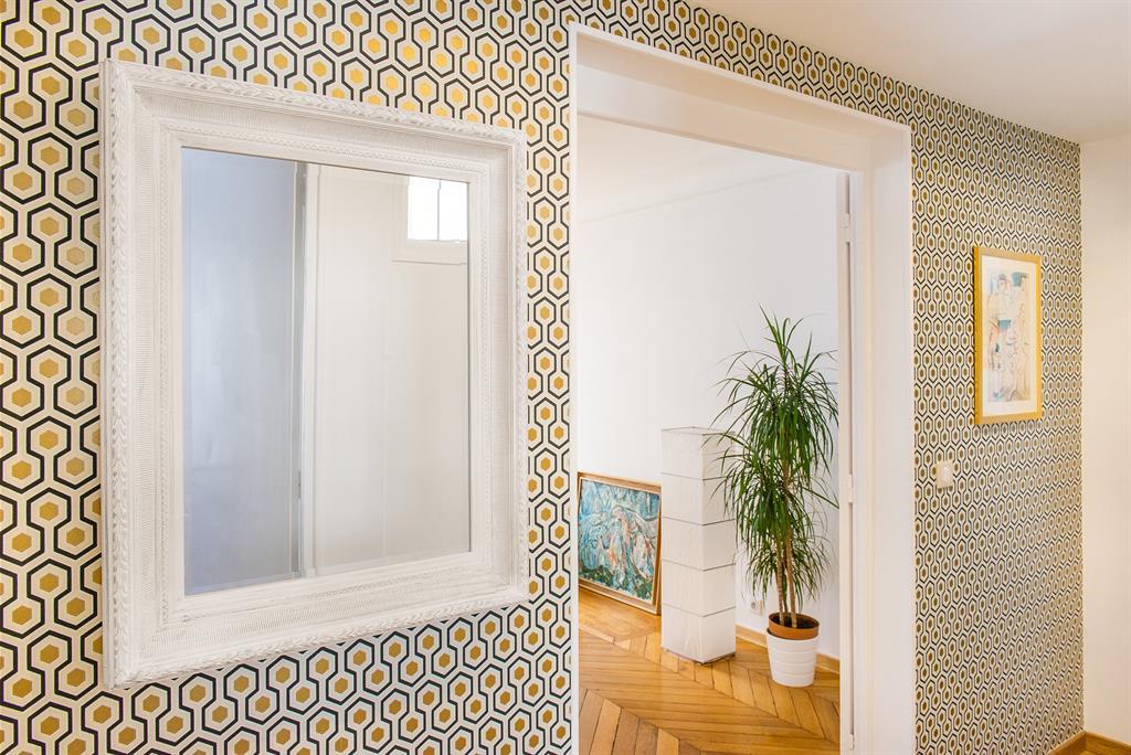 Renovation Appartement Haussmannien Etre Creatif Sans Casser Le