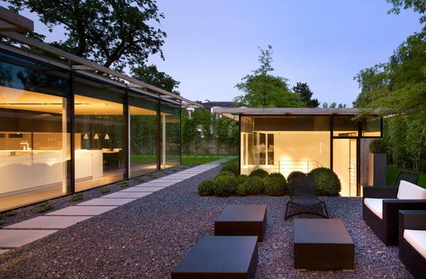 Jardins modernes : idées d\'aménagement par Marion Arnoud-Loherst ...