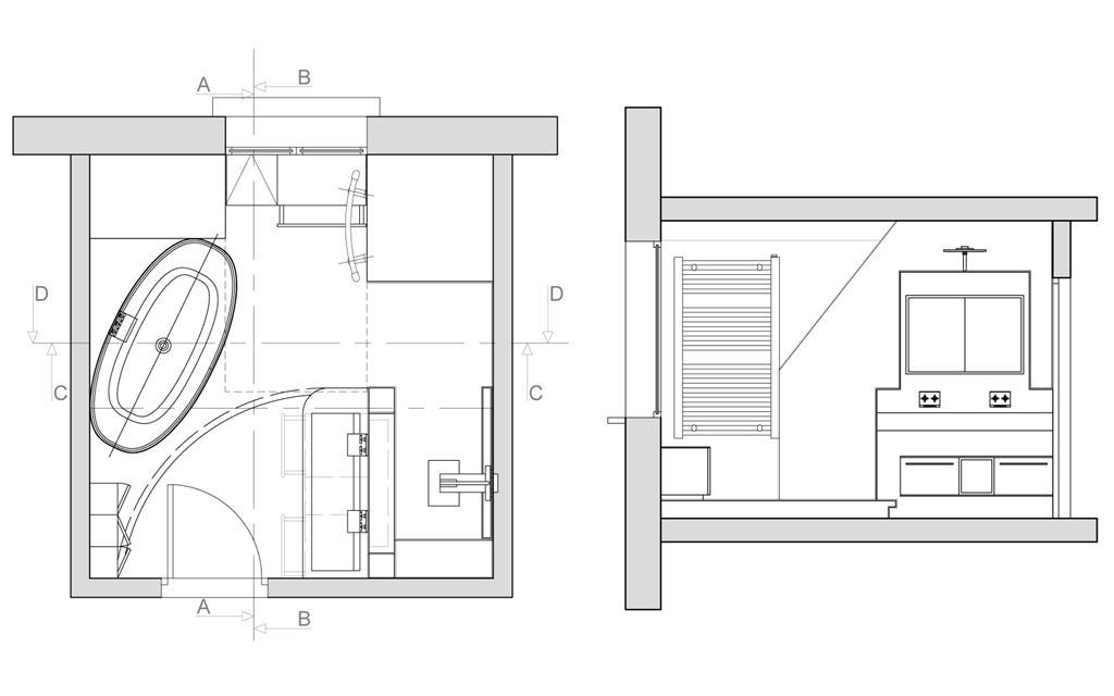 Renovation D Une Salle De Bains Au Perreux Sur Marne 94170