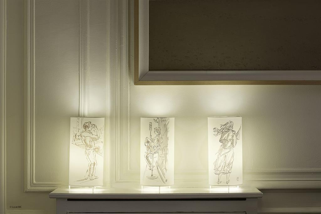 Lampe tube KIROFF