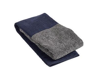 Serviette de toilette Compose / 100 x 50 cm - Hay gris
