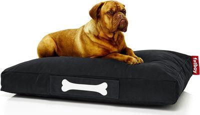 Pouf Doggielounge Stonewashed /Large - Fatboy 120 x 80 cm - Épaisseur