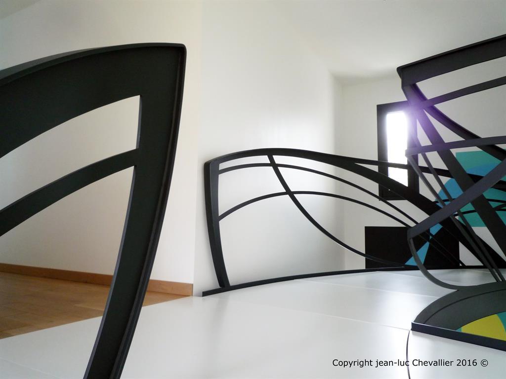 Passerelle design Infini