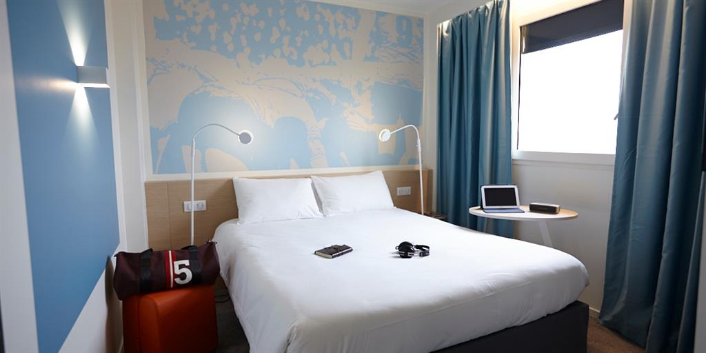 Rénovation hôtel Ibis Styles Toulouse