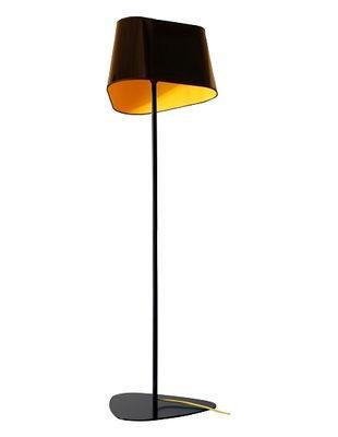 Lampadaire Grand Nuage H 122 cm - Designheure jaune