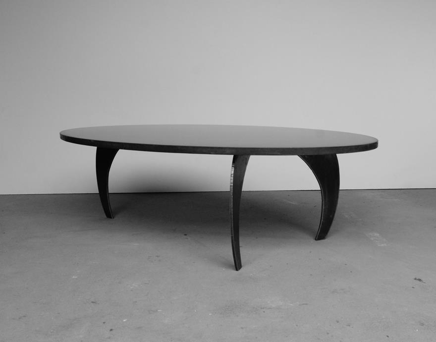 Table Basse Béton l'Ellipse E²