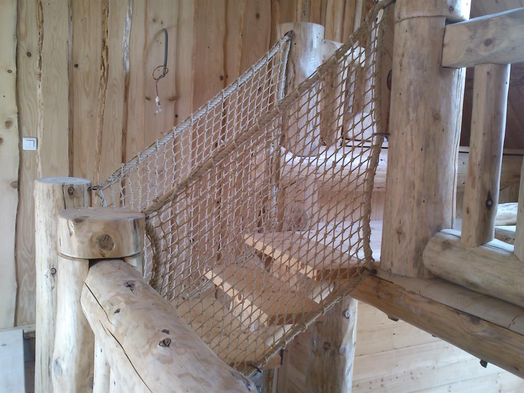 escaliers Chalets Idée déco et aménagement escaliers Chalets - Domozoom
