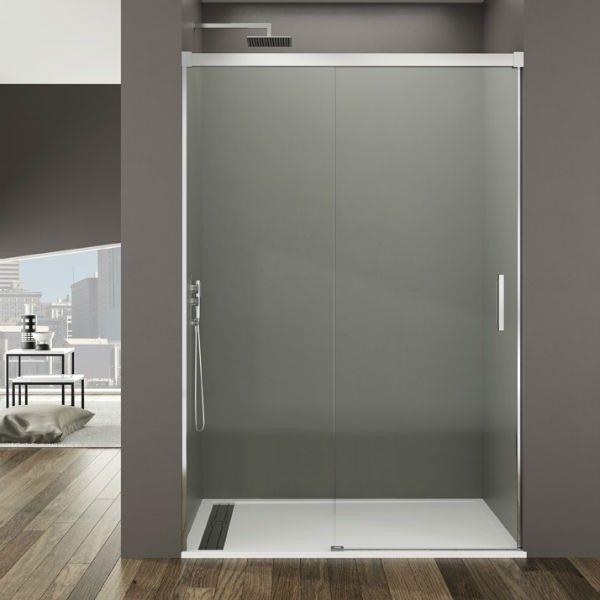 Paroi de douche sur mesure basic for Paroi douche sur mesure castorama