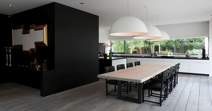 La salle manger design dans tous ses tats par marion for Tres grande table de salle a manger