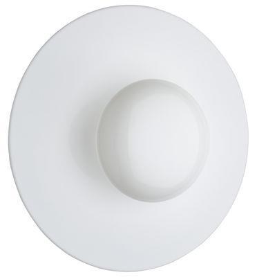 Applique Funnel / Ø 50 cm - Vibia Blanc en Métal