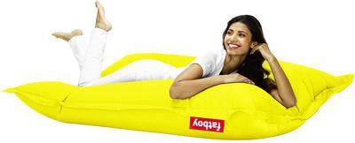 Pouf The Original - Fatboy Larg 140 x L 180 cm jaune