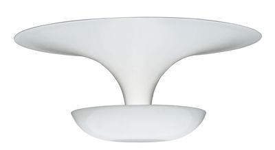 Plafonnier Funnel Mini / LED - Ø 22 cm - Vibia blanc