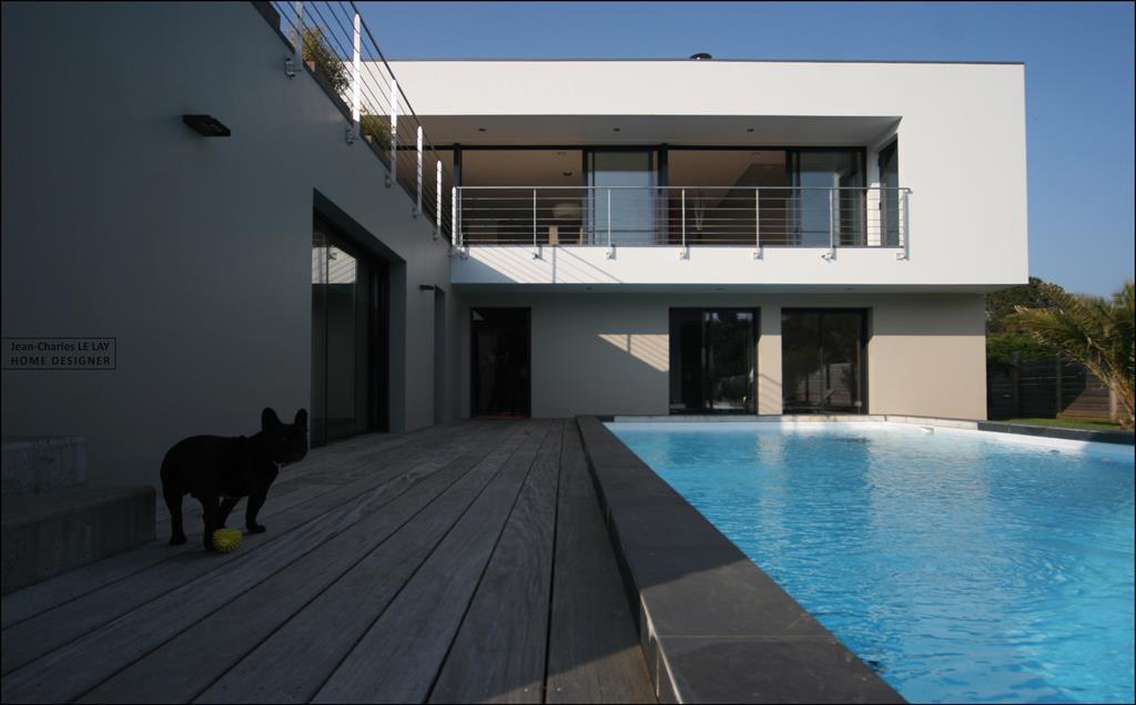 maison moderne 65