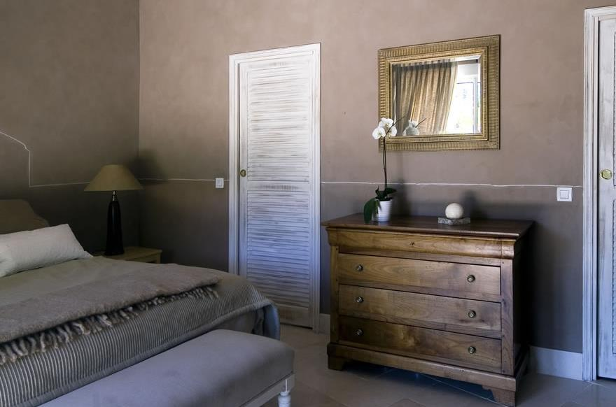 Maisons proven ales - Modele de chambre peinte ...