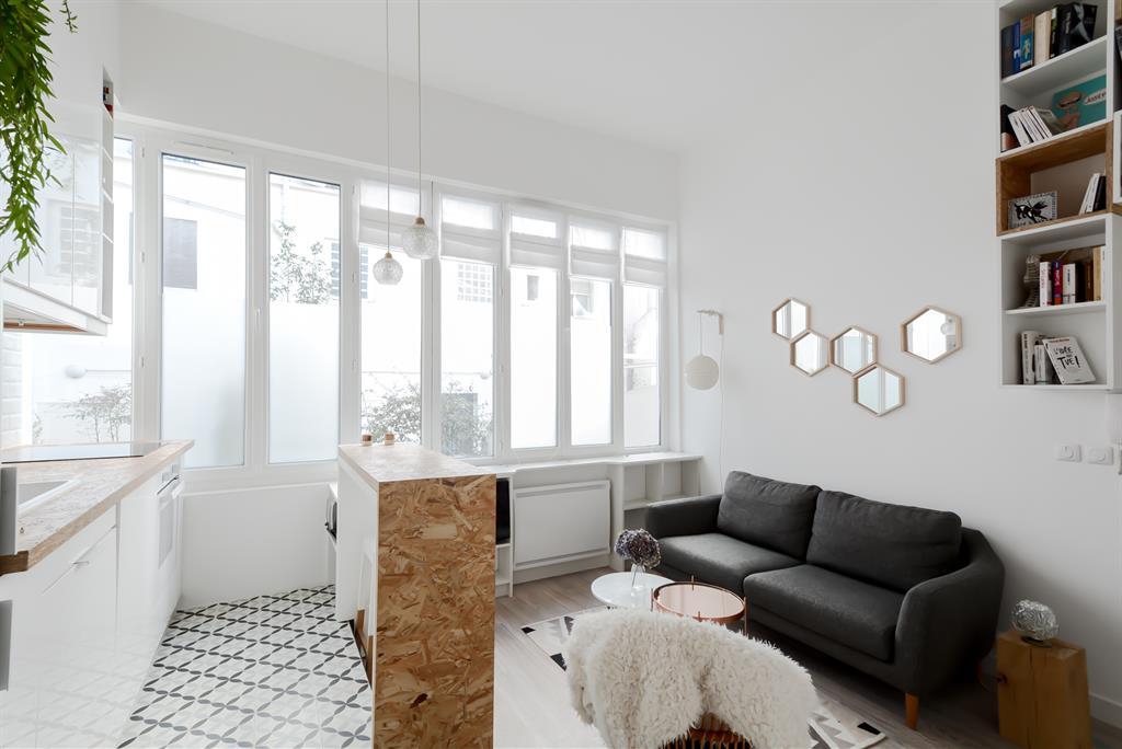pi ce vivre mini loft space factory photo n 16 domozoom. Black Bedroom Furniture Sets. Home Design Ideas