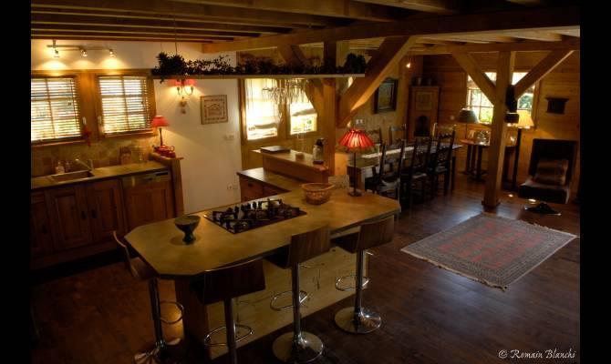 Cuisine : cuisine style chalet montagne Cuisine Style Chalet ...