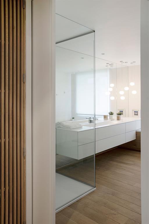 salle de bain dun appartement haussmannien paris