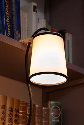 Lampe Light Book / pour étagères et bibliothèques - Designheure blanc