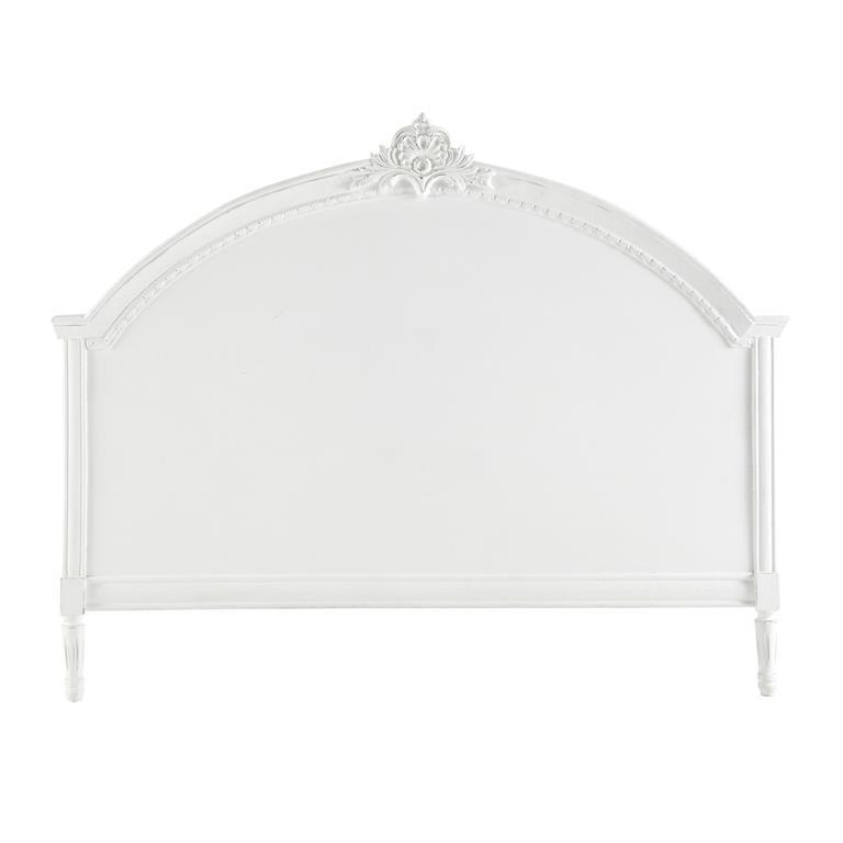 Chambre à coucher - Lit et tête de lit - domozoom.com