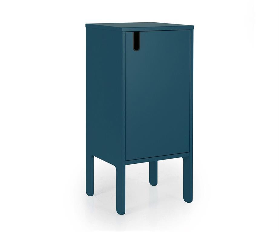 Table de chevet 1 porte  minimaliste DINA